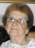 Violet  Campbell, Glace Bay