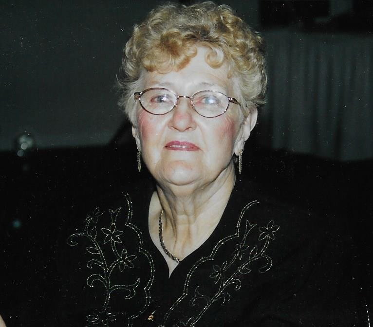 Thelma Morgan, Glace Bay