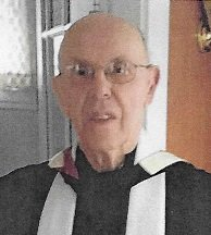 Rev. Ray Purchase, Glace Bay
