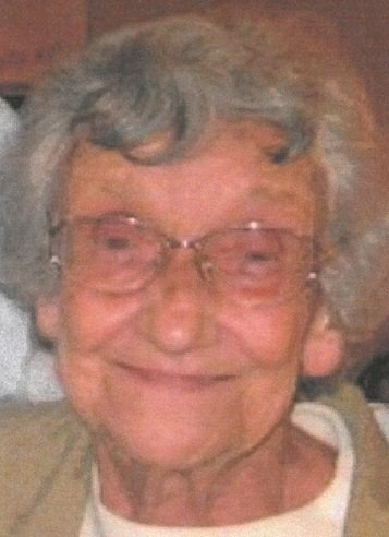 Ethel Barrett, GLace Bay