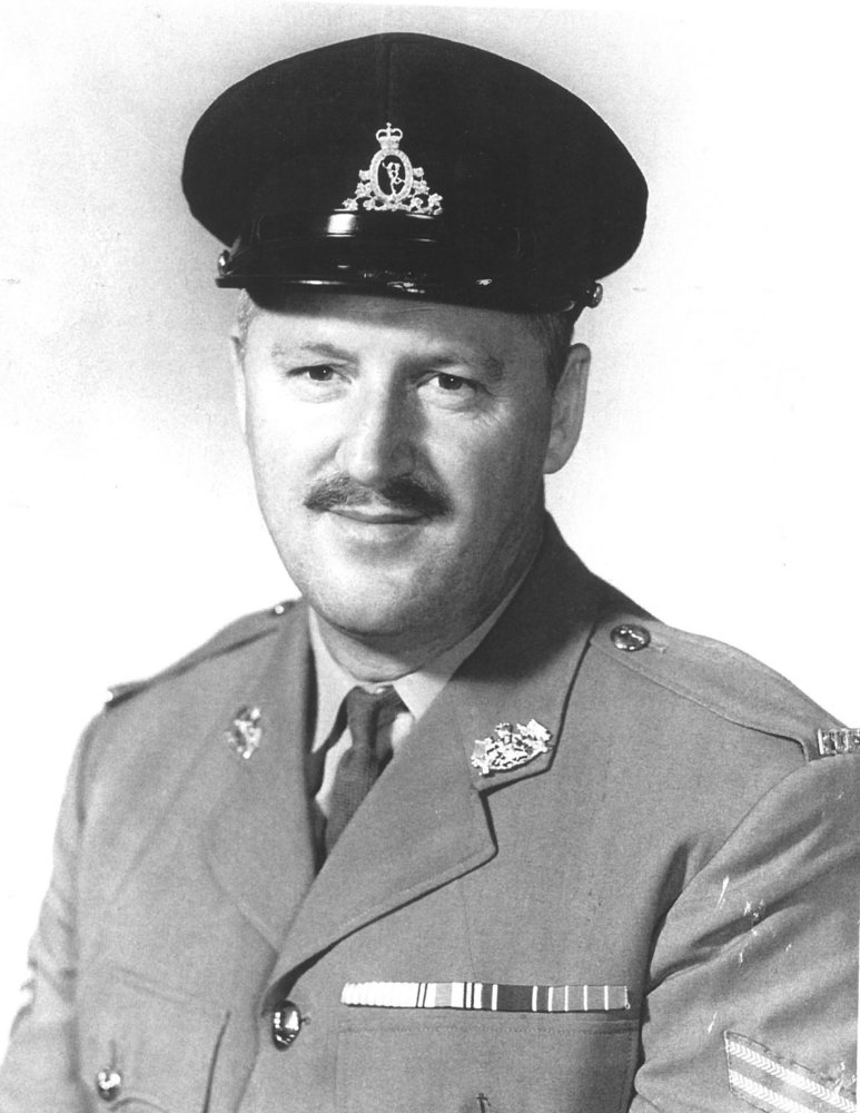 Corporal Frederick Arbuckle, CD (Ret'd), Port Caledonia